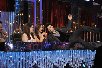 Manish crack's everybody up on Jhalak Dikhhla Jaa