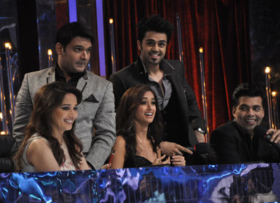 Fun on Jhalak Dikhhla Jaa Season 6