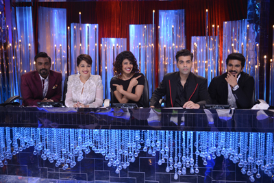 The Judges panel on Jhalak