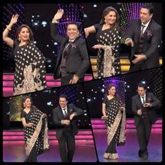 Madhuri Dixit at SuperMoms